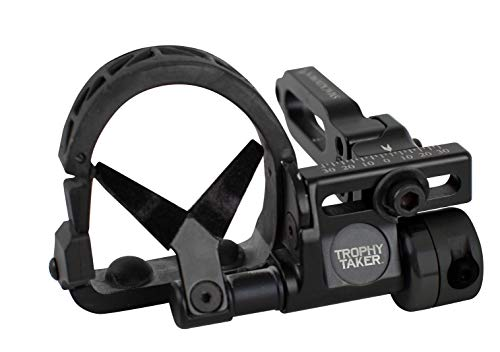 Trophy Taker Smackdown Lockup Arrow Rest - Right Hand - Compound Bow Hunting Archery Accessory