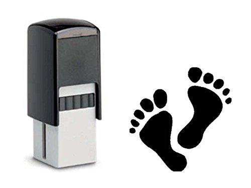 Bonuskartenstempel Stempel für Bonuskarte Füße Fuß Podologie Motivstempel