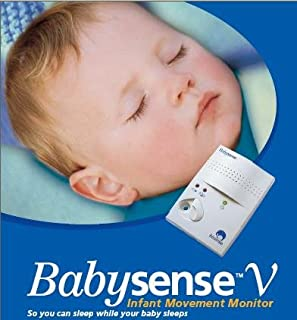 HiSense BabySense V CU-100/2 Baby Safe Infant Movement Monitor