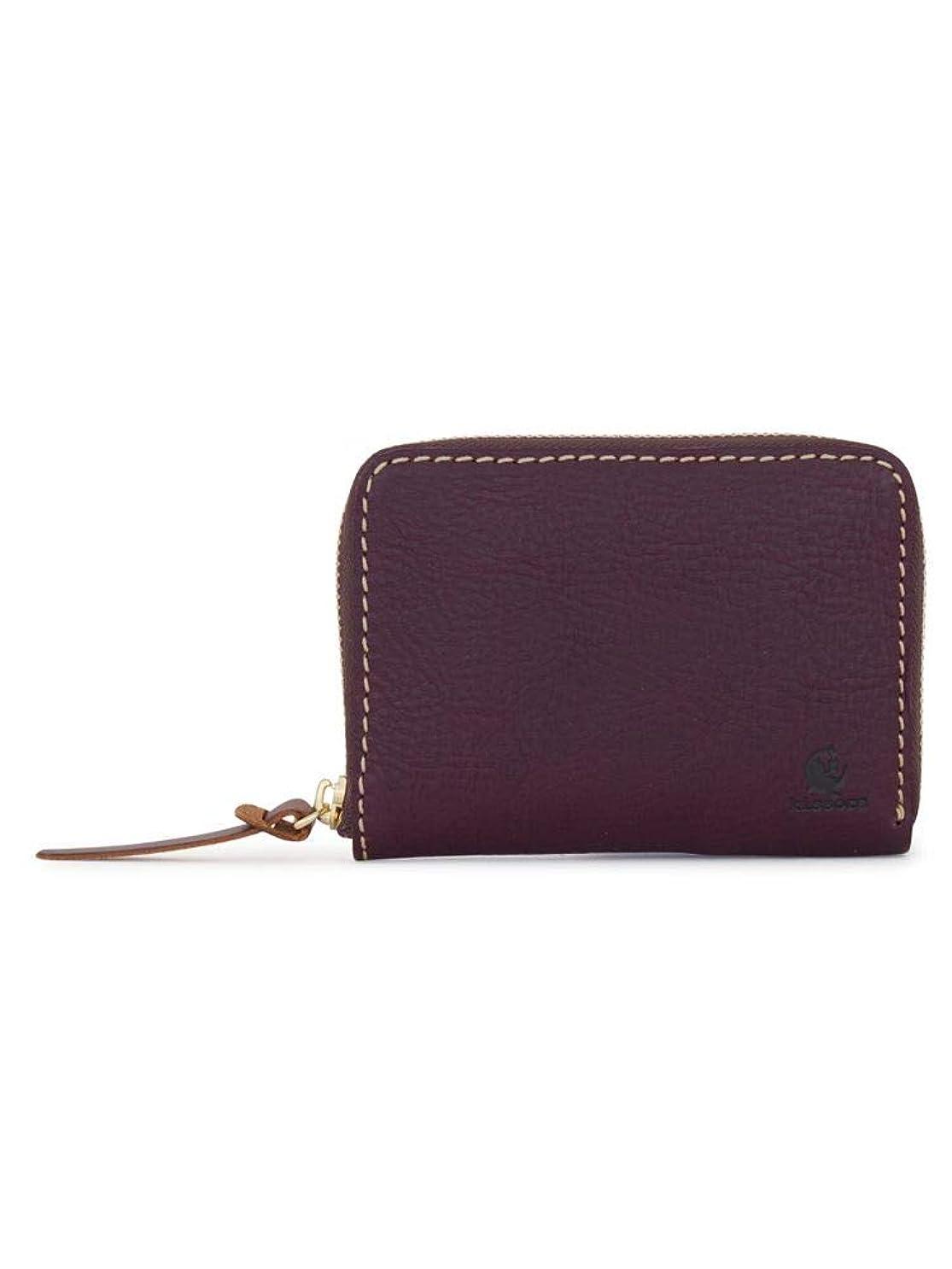 優雅な健全匹敵します[キソラ] 二つ折り財布 レディース KIKN-059