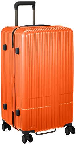 [イノベーター] スーツケース グッドサイズ スリム 多機能モデル INV70 保証付 75L 70 cm 4.2kg オレンジピール