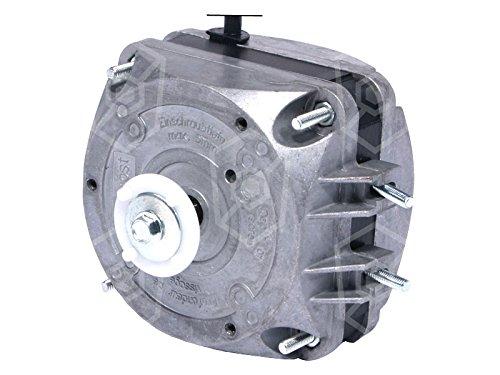 ebm-papst M4Q045-BD01-75 Lüftermotor für Lincat 230V 5W 1300/1550U/min 50/60Hz Außenmaß B 83mm L 83mm 5 Befestigungsoptionen 43mm