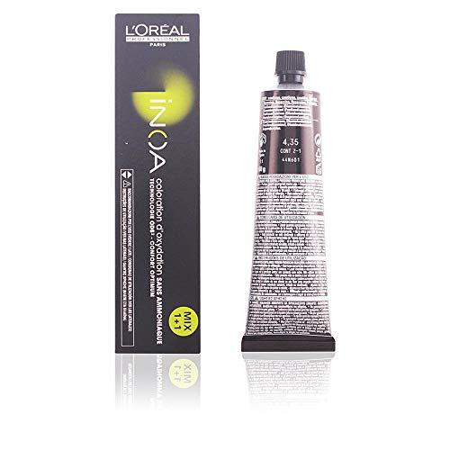 L'Oréal Professionnel INOA Coloración, Tono 4.35-60 gr
