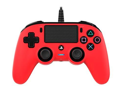 Nacon - Mando Compacto para PS4, color R