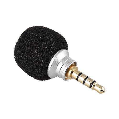 Andoer EY-610A Mini micro omnidirectionnel pour téléphone portable, iPad, Apple iPhone5/6s/6 Plus, Samsung, Huawei