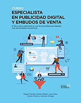 Curso Especialista en publicidad digital y embudos de venta (SOCIAL MEDIA) PDF EPUB Gratis descargar completo