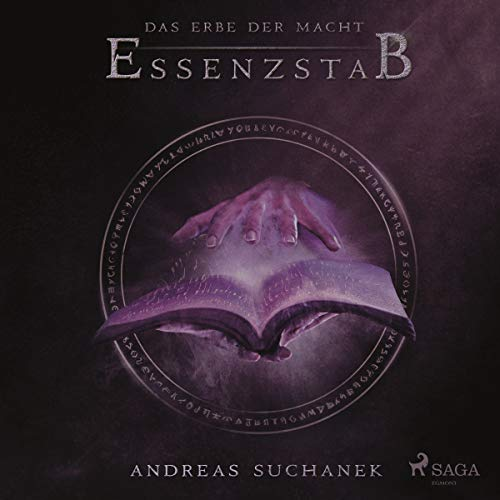Essenzstab audiobook cover art