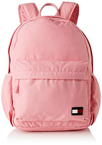 Tommy Hilfiger BTS Core Backpack, Mochila Unisex Niños, Rosa Rosa, OS