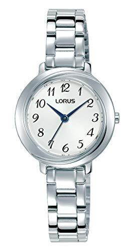 Lorus Reloj Analógico para Mujer de Cuarzo con Correa en Latón RG285PX9