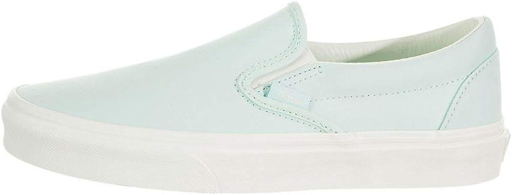 Vans Women's Brushed Twill Classic Slip-On Skate Shoe