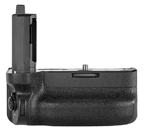 ayex Batteriegriff für Sony Alpha A7RIV und Alpha A9II - Kamera-Handgriff mit Hochformatauslöser AX-A9II/A7R4 für Zwei FZ-100 Akkus ersetzt VG-C4EM