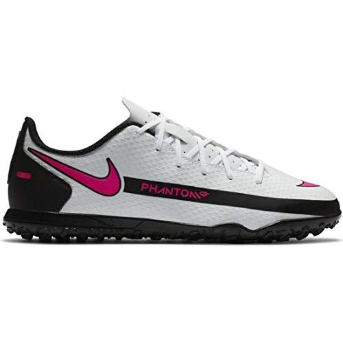 Nike jr Phantom GT Club tf Calcetto Bianco ck8483 160 35.5