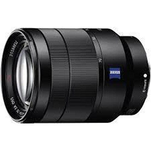 Price comparison product image Sony Vario-Tessar T FE 24-70mm F4 ZA OSS Camera Lens & Sony 64 GB SD Card