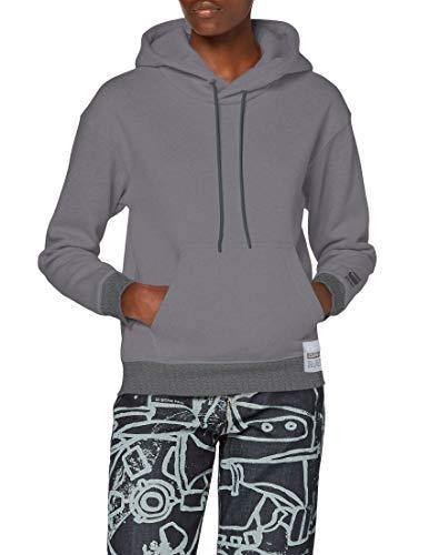 G-STAR RAW Damen Sweater Premium Core, Lt Building C235-8166, X-Large