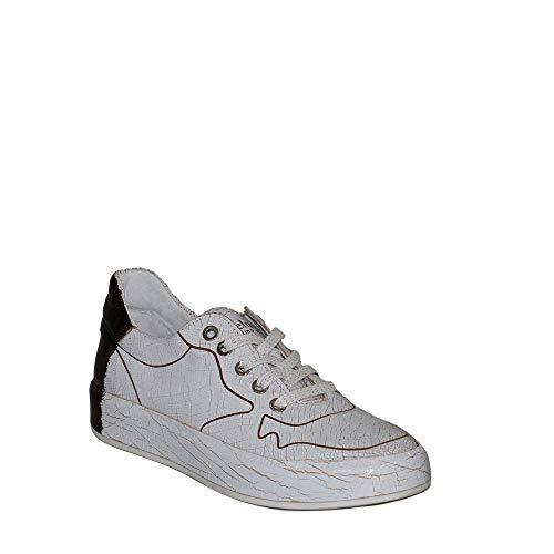 Felmini - Damen Schuhe - Verlieben Trump B012 - Sneakers - Echtes Leder - Mehrfarbig - 37 EU Size