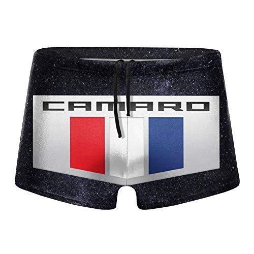 Aiier Ca-Maro Performance Car Herren Badeanzug Shorts Trunks Badebekleidung Boxershorts