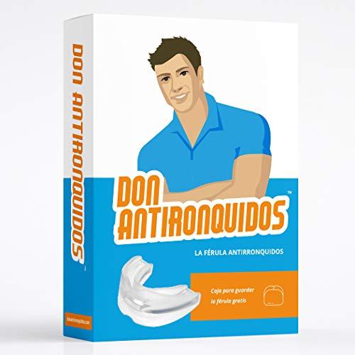 Don Antironquidos - Férula antirronquidos para Dejar de Roncar