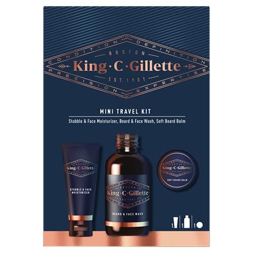 Gillette Pn22 King Gel + Balsamo + Crema