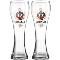 keine Angabe Juego de Vasos para Cerveza de Trigo (0,5 L, 2 Unidades)