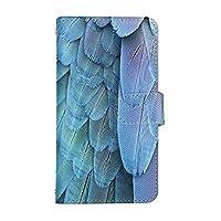スマホケース AQUOS sense4 SH-41A カード収納 スタンド機能 付き 手帳型 ケース SHARP シャープ アクオス センスフォー docomo(2) リアル アニマル 動物 鳥 スマ通 q0002-a0030