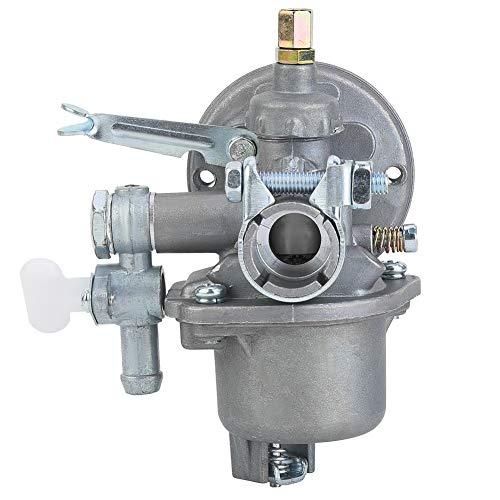 Carburador CG328, PZ11-003 Carburador Generador Accesorios de motor 11 mm 180 grados Apto para cortadora de césped Tanaka SUM328 BG328