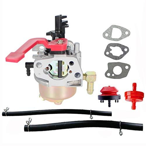 Pro Chaser 247.887801 Carburetor for Craftsman 247.116830 247.887800 Snowblower Fits MTD Yard Machine 31A-2M1E706 31AS2S1E700 31AS2S1E795 Remington RM2100 RM2140 Cub Cadet 31A-2M1E752 Snow Thrower
