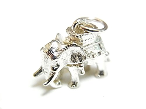 ニックハバード Nick Hubbard 『 ぞう シルバーチャーム 』 象 ゾウ アクセサリー レディース メンズ おもしろ 個性的 silver アニマル 動物 エレファント かわいい ペンダントトップ 面白い ネックレス プレゼント