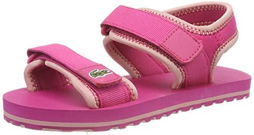 Lacoste Unisex dziecięce buty sportowe Sol 119 737cuc00222j4, różowy - Pink Pink 737cuc00222j4-32 EU