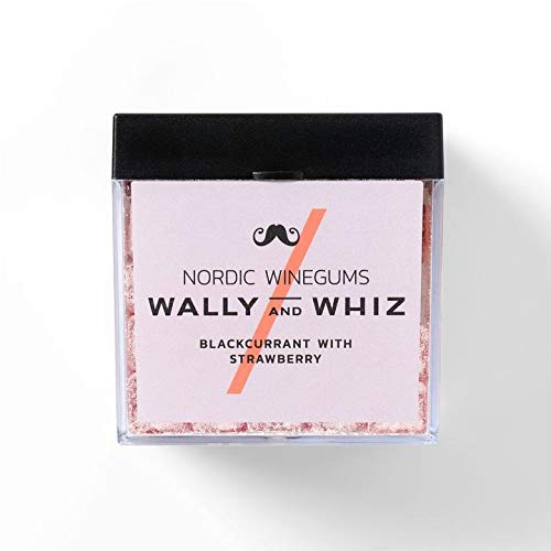 Wally and Whiz - Nordic Gourmet Winegums - Blackcurrant with strawberry 150g