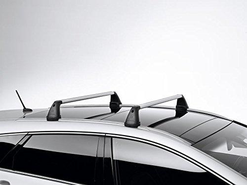 Genuine Hyundai i40Saloon barras de techo–aluminio–3z210ade10al