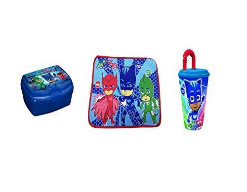 Coriex - Set de útiles escolares  Niños azul turquesa