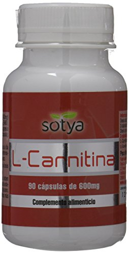 SOTYA - SOTYA L-Carnitina 90 cápsulas 600mg