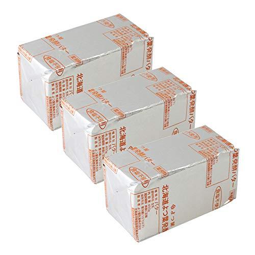【まとめ買い】北海道よつ葉発酵バター 450gx3 よつば