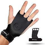 REP AHEAD® Hero Grips - Extra starker Halt - Innovative Fitness-Handschuhe für Fitness, Gym, Gewichtheben, Bodybuilding, Kraftsport, Turnen, Calisthenics