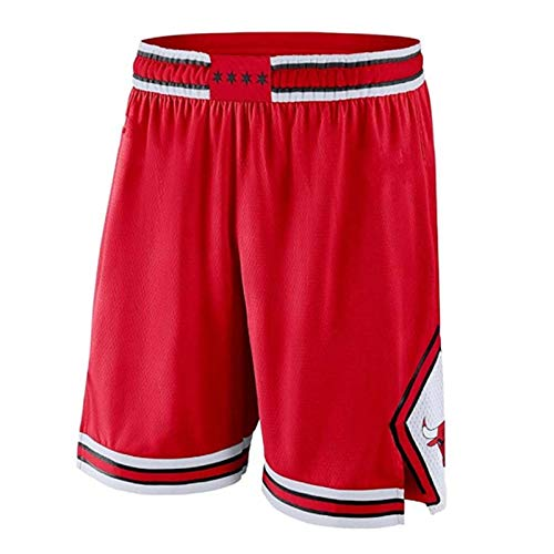 NBA Chicago Bulls Basket Pantaloncini Swingman Sportivi Training Short S-XXL