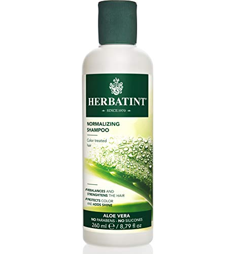 Herbatint Normalizing Shampoo 666248080022, 8.79 Fl Oz