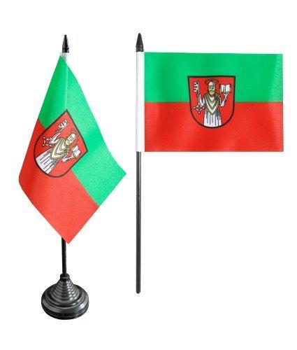 Flaggenfritze® Tischflagge Deutschland Stadt Bremervörde - 10 x 15 cm