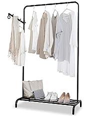 アイリスオーヤマ スタイル物干し 室内物干し 洗濯物干し ハンガーラック 約1~2人用 HKM-640・HKM-900
