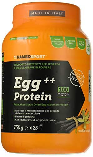 Named Sport Egg Protein Vanilla Cream - 2120 Gr