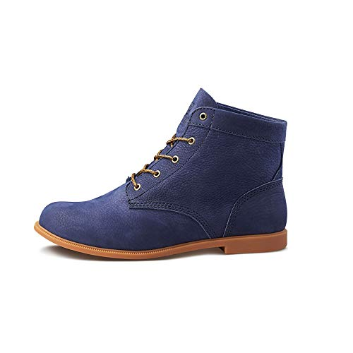KODIAK Women's Low-Rider Original Fashion Boot, navy blue tropicana, 9.5 M US