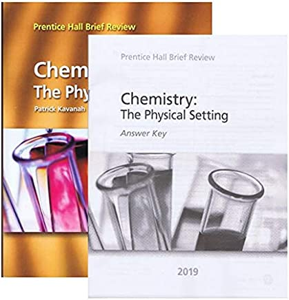 Amazon com: Prentice Hall Chemistry Book Answers