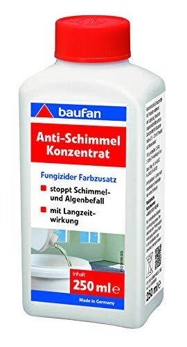 Baufan Anti Schimmel Konzentrat, mit Langzeitwirkung, 250 ml