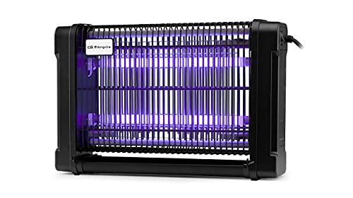 Orbegozo MQ 5016 - Mata mosquitos eléctrico para uso interior con área de acción de 50 m2 y 16 W de potencia