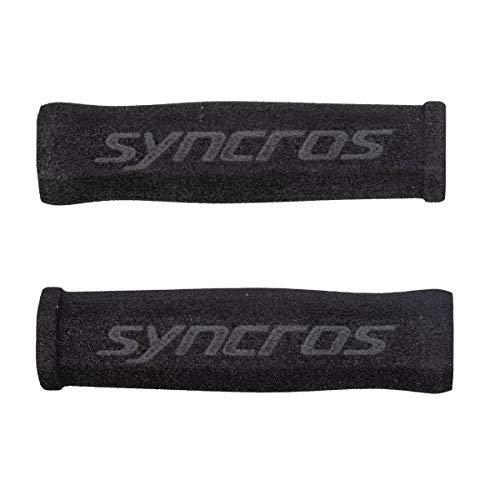 Syncros Foam Fahrrad Griffe schwarz
