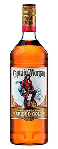 Captain Morgan Spiced Gold, Spiced Rum Spiced (1 x 1.0 l)