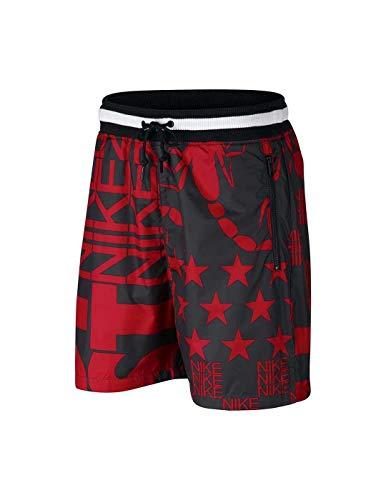 Nike M NSW Nsp Shorts AOP Scorp broek, heren