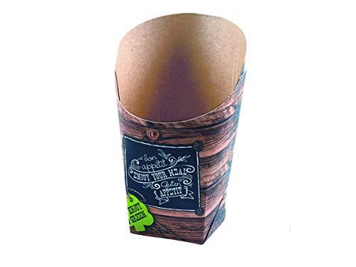 1000 Wrap to go Becher Bio Wrap Verpackung Wrapbecher