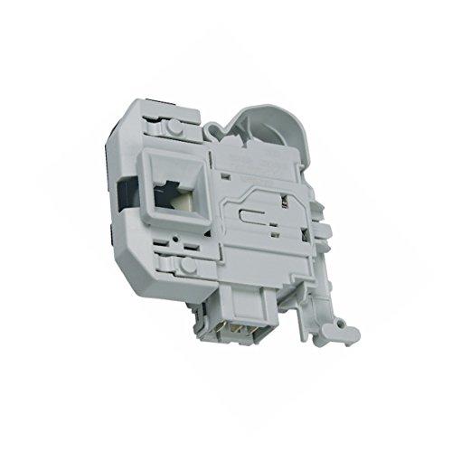 Bosch Siemens 00638259 638259 ORIGINAL Verriegelungsrelais Türrelais Magnetverschluss Verschluss Rold Waschmaschine auch Balay Constructa Neff Profilo