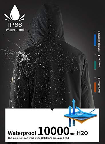 Men's Waterproof Jacket by EQUICK