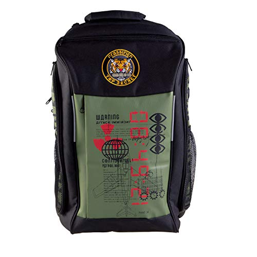 Gaya Entertainment Call of Duty: Cold War mochila Tiger Badge